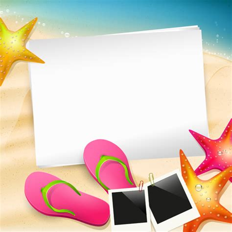 Vectores de fondos de verano   recursos WEB & SEO