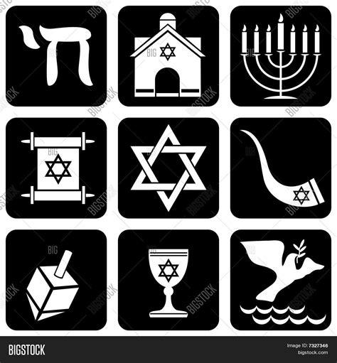 Vectores y fotos en stock de símbolos y signos de judaísmo ...