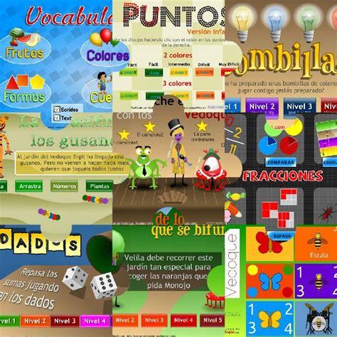 Vedoque. Informática Educativa. Juegos educativos gratis ...