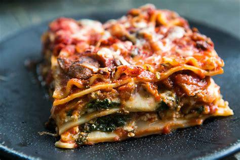Vegetable Lasagna {A Favorite for All!}   SimplyRecipes.com