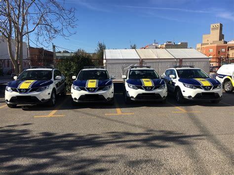 VEHÍCULOS POLICIALES PARA EL AYUNTAMIENTO DE LLIRIA ...