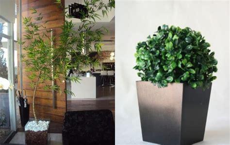 Veja como utilizar plantas  fakes  na decoração   ZAP em Casa