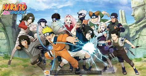 Vem aí o MMORPG de Naruto!     Garotas Geeks