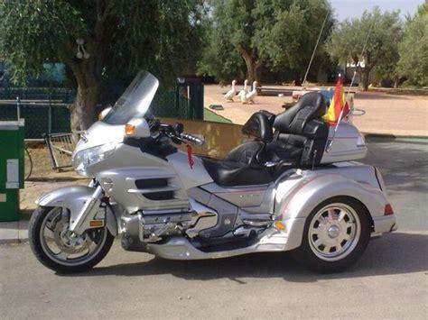 Vendo honda goldwing 1800 trike - Alicante - Motos ...