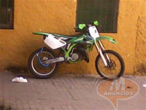 vendo moto cross 125 c.c. regalo equipacion Sevilla 29526068