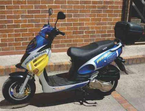 vendo moto scooter como nueva 125 - Bogotá - Motocicletas ...