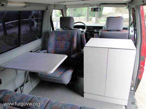 Vendo mueble para VW T4 Multivan [300€]