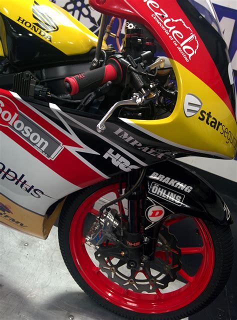 vendo preciosa nsf 250 moto 3 en Barcelona   Todocircuito