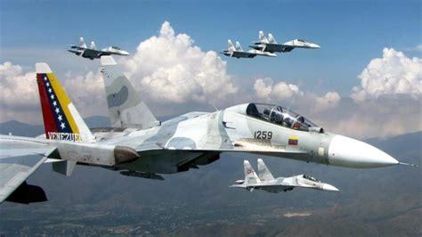 Venezuela busca comprar un nuevo lote de cazas rusos Su-30 ...
