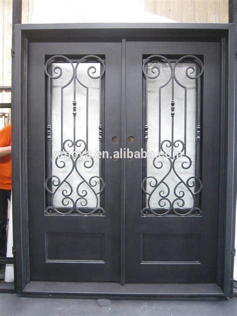 Venta al por mayor puertas en hierro forjado modernas ...