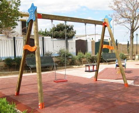Venta de columpios de madera – Materiales de construcción ...