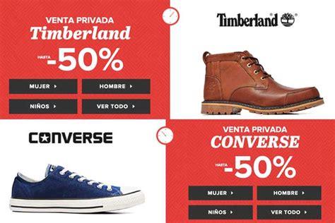 venta-privada-converse-y-timberland-sarenza-chollos ...