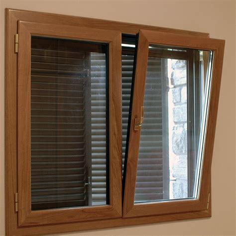Ventanas alum. madera - Glasstech
