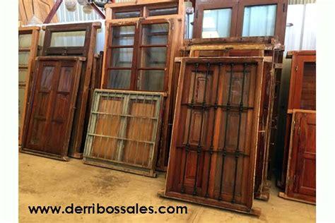 Ventanas de madera | Derribos Sales