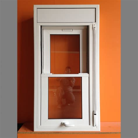 Ventanas guillotina aluminio - Aluminios Vallirana