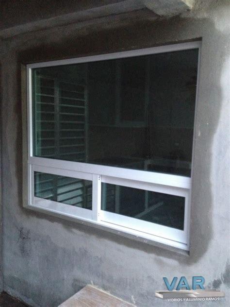 Ventanas y Fijos de Aluminio | Vidrios y Aluminios Ramos