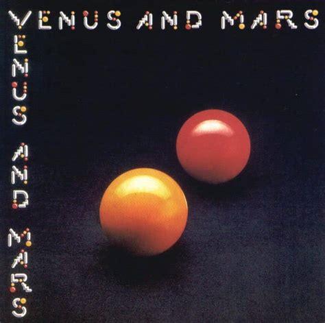 Venus And Mars album artwork – Wings – The Beatles Bible