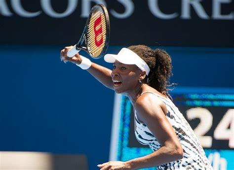 Venus Williams beats Caroline Wozniacki to reach WTA Dubai ...
