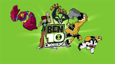 Ver Ben 10 Omniverse Capitulos Completos Online