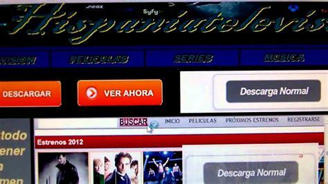 VER CANALES DE TV GRATIS hispaniatelevision com   YouTube