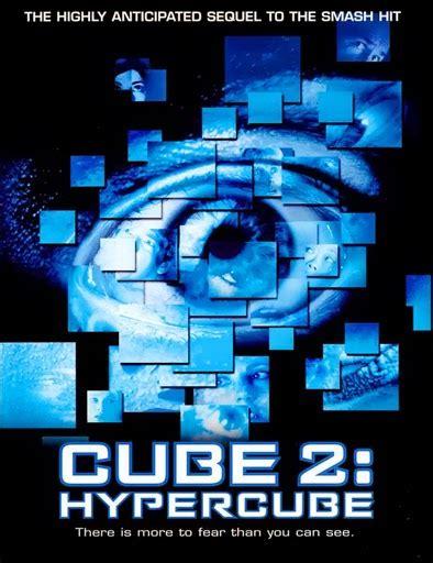 Ver Cube 2: Hypercube (El cubo 2) (2002) online