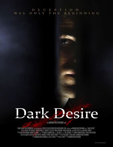 Ver Dark Desire (Oscuro deseo) (2012) online