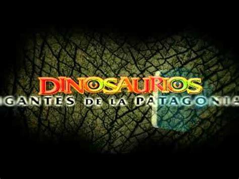 Ver Dinosaurios: Gigantes de la patagonia  2007  HD.1080p ...