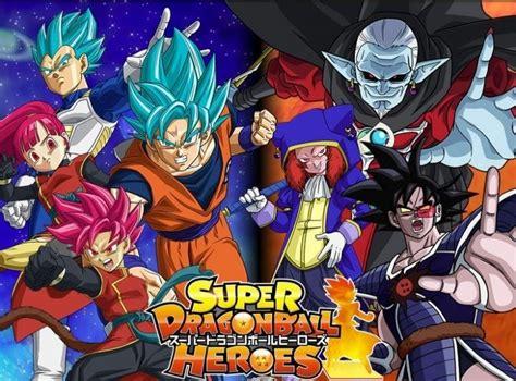 Ver Dragon Ball Heroes Capítulos Completos   Ver Películas ...