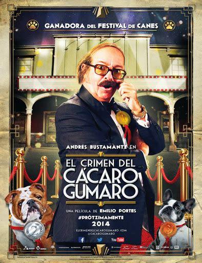 Ver El crimen del cácaro Gumaro  2014  online