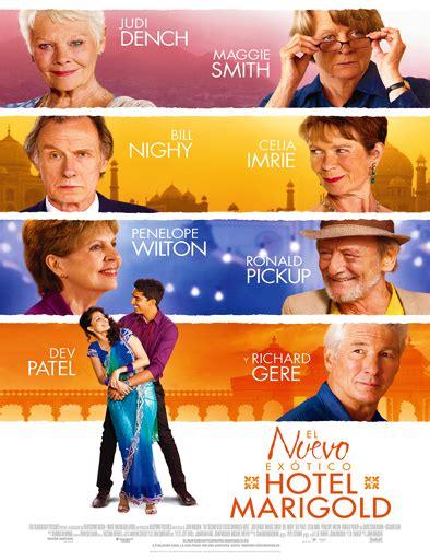 Ver El exótico Hotel Marigold 2 (2015) online