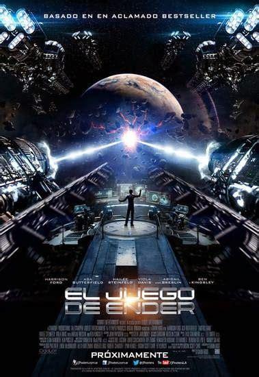 ver El juego de Ender 2013 online descargar HD gratis ...
