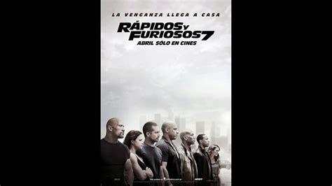 Ver Fast And Furious 7 Online Castellano   subvaelcine