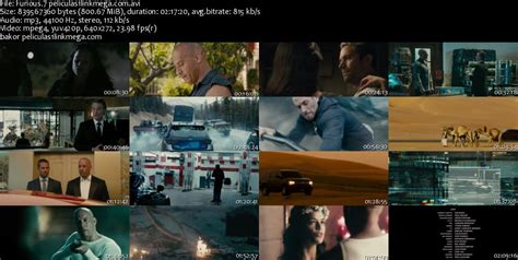 Ver Fast And Furious 7 Online Latino Gratis   ver ...