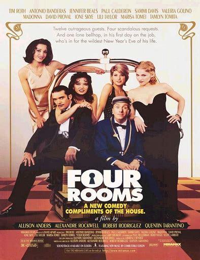 Ver Four Rooms (Cuatro habitaciones) (1995) online