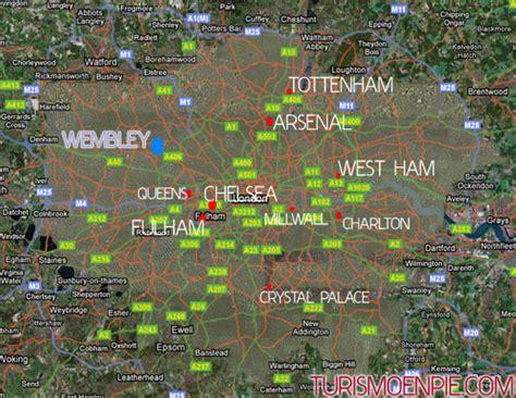 Ver futbol en Londres: Premier League | Turismoenpie, blog ...