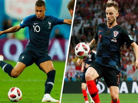 Ver gratis el Francia vs Croacia EN VIVO ONLINE vía ...