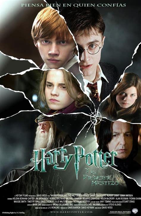 Ver Harry Potter Y El Principe Mestizo Online Gratis ...