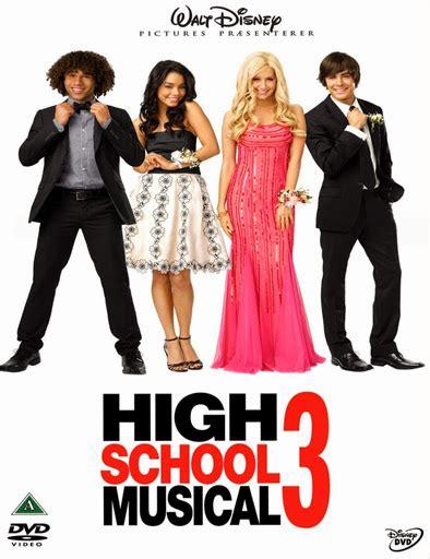 Ver High School Musical 3: Fin de curso  2008  online