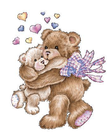 Ver imágenes de ositos enamorados abrazándose con ...