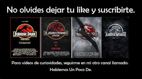 Ver Jurassic Park 2 Online Castellano Gratis - peliculasanop