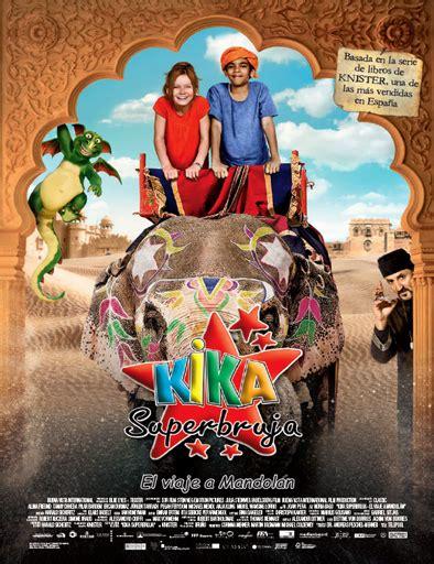 Ver Kika Superbruja 2 El viaje a Mandolán (2011) online