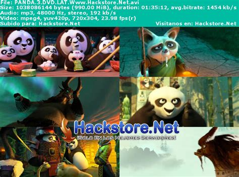 Ver Kung Fu Panda 3 En Espanol Pelicula Completa Gratis ...