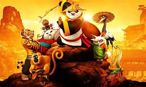 Ver Kung Fu Panda 3 Online Español Latino - peliculachairyc
