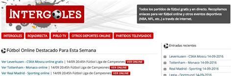 Ver online partidos gratis de Liga y Champions
