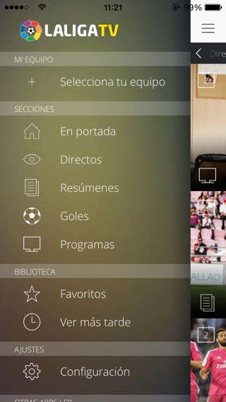 Ver partidos de segunda división GRATIS con LA LIGA TV
