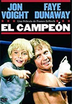 Ver película El Campeon online latino 1979 gratis VK ...