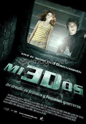 Ver Pelicula Miedos 3D Online en Español y Latino