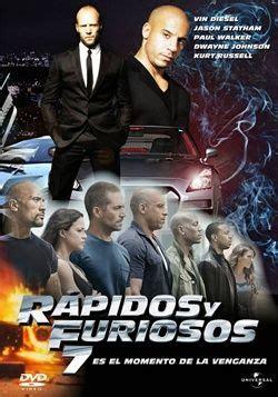 Ver película Rapidos y Furiosos 7 online latino 2015 ...