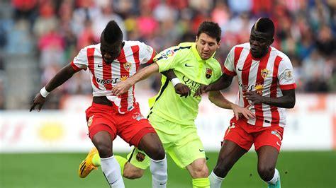 Ver por internet FC Barcelona   Almería gratis en directo