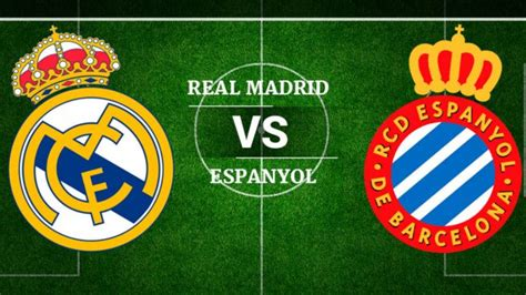 Ver Real Madrid - Espanyol Gratis Online | Canales donde ...
